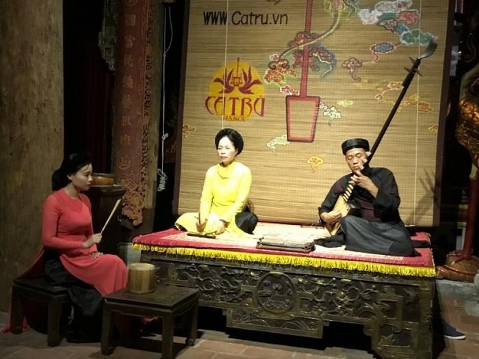 하노이, 까쭈 예술 보존에 노력 - ảnh 1