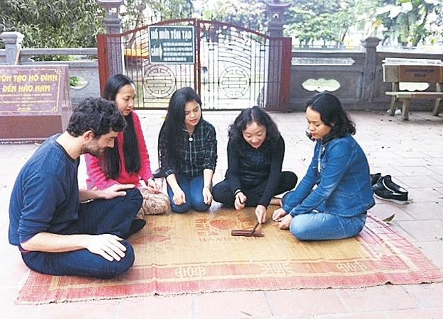 하노이, 까쭈 예술 보존에 노력 - ảnh 2