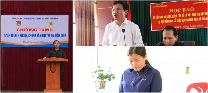 베트남 국영 라디오 방송국 선정한 2018년 베트남 하이라이트의 사건 텁10 - ảnh 8