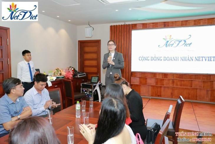 Nancy Nguyen, 싱가포르의 베트남 여성 사업을 연결하고 확장시키는 여자 - ảnh 1
