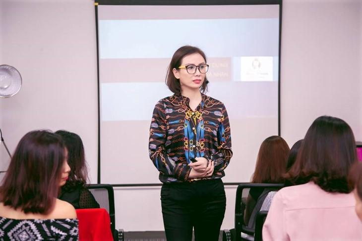 Nancy Nguyen, 싱가포르의 베트남 여성 사업을 연결하고 확장시키는 여자 - ảnh 2