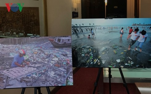 플라스틱 폐기물 감축을 위한 베트남의 노력 - ảnh 1