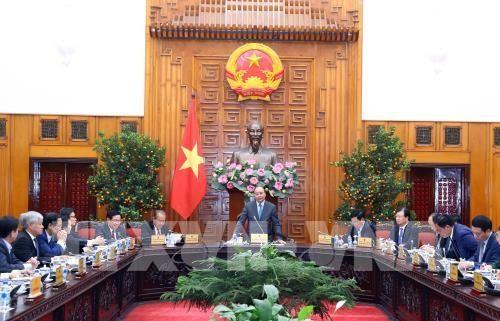 Nguyen Xuan Phuc 국무총리, 2019 기해년 현황에 대한 회의 주재 - ảnh 1