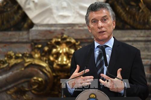 베트남 - 아르헨티나  양국 간의 외교 관계에 대한 발자취 - ảnh 1