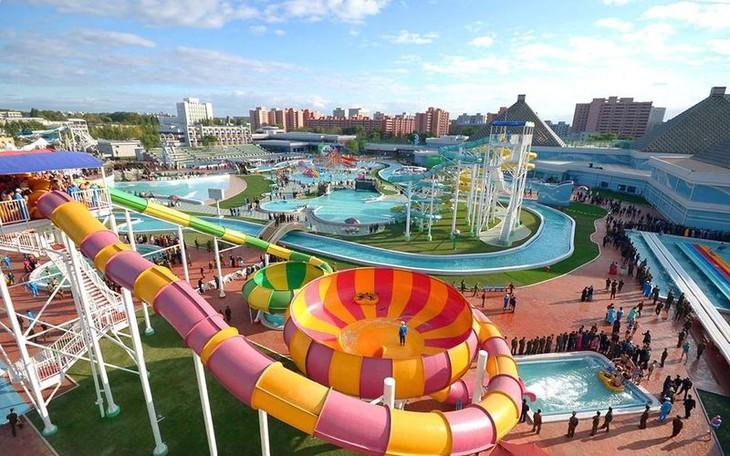 하롱베이에서의 Sun world 놀이공원 - ảnh 1