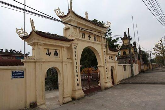 용이 웅비하는 탕롱(昇龍)의 웅장한 역사를 담고 있는 락티 당집(祠院) - ảnh 1