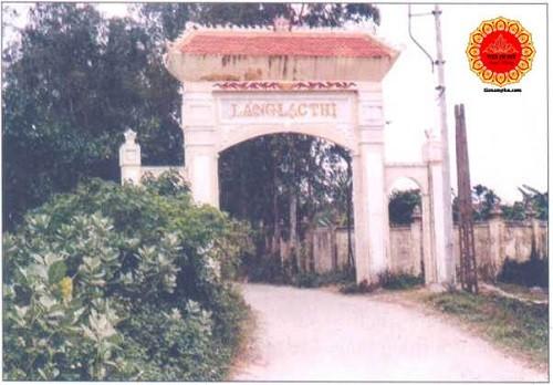 용이 웅비하는 탕롱(昇龍)의 웅장한 역사를 담고 있는 락티 당집(祠院) - ảnh 2