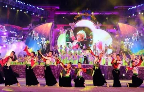"""2019년 """"반"""" 꽃 축제에 많은 활동들 - ảnh 1"""