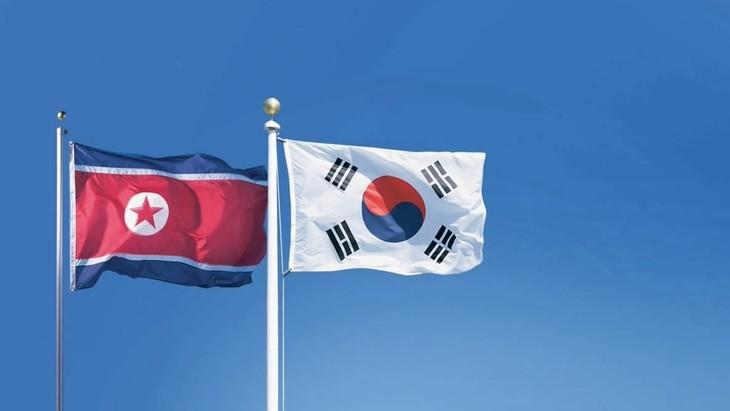 2018년 한국-조선 인적교류 크게 늘어 - ảnh 1