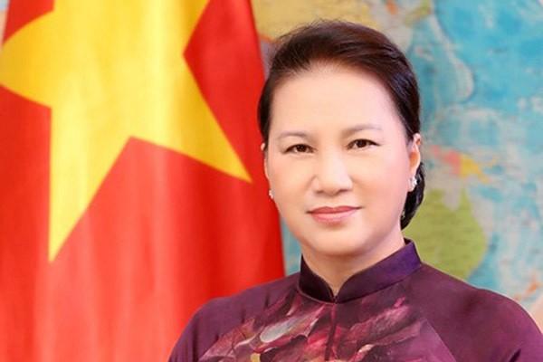 응우옌 티 낌 응언 국회의장, 프랑스 및 모로코 공식방문 시작, 유럽의회 방문, IPU-140 참가 - ảnh 1