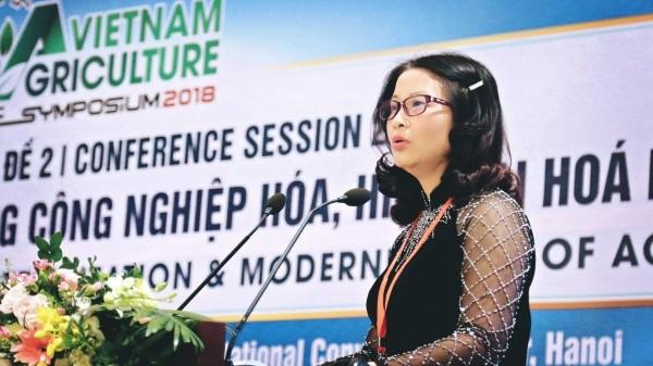 여성 과학자 응우옌 티 란 (Nguyễn Thị Lan) 교수, 2018 년 코발레프스카야상 수상 - ảnh 2