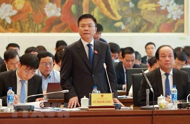 한국-베트남, 사법 및 입법분야 협력촉진 - ảnh 1