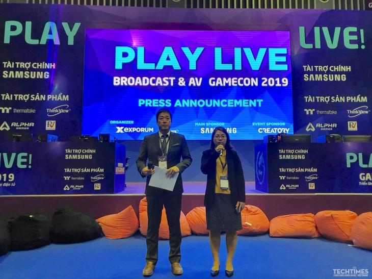 2019년 VIBA Show 및 GAMECON 국제박람회 - ảnh 1