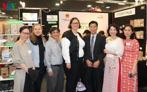 베트남 고품질 상품들, 뉴질랜드의 고 그린 엑스포 (Go Green Expo) 참여 - ảnh 1