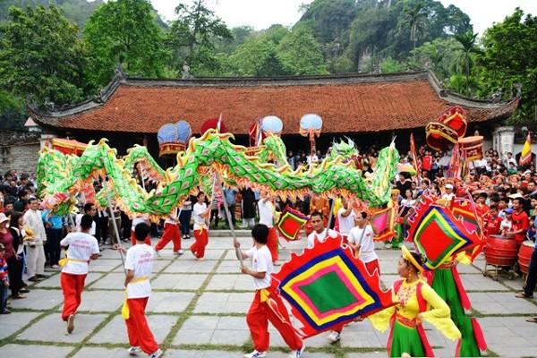 터이(Thầy)사원 축제 시작 - ảnh 1