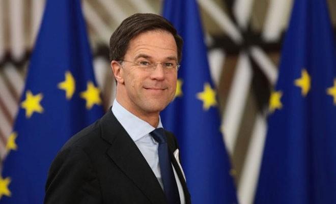 네덜란드 총리, 베트남 공식방문 시작 - ảnh 1
