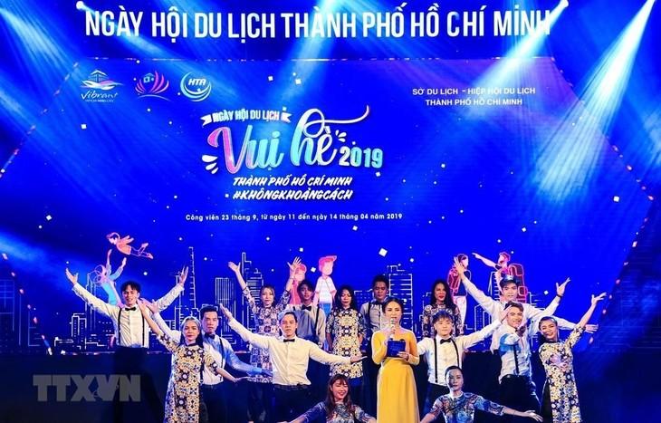 베트남 관광, 2019년 '호찌민시 관광의 날' 행사 개막 - ảnh 1