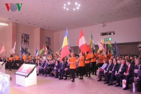 러시아에서 열리는 2019 유라시아 청년경제포럼 - ảnh 1