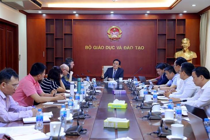 세계은행, 대학교육발전 종합전략으로 베트남 지원 - ảnh 1