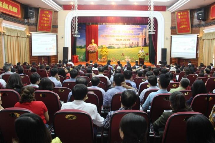 하노이, 식품안전보장에 강력한 변화 조성 - ảnh 1