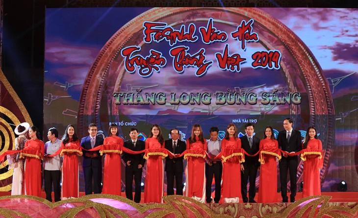 베트남 전통문화 페스티벌을 통해 베트남 문화 정수 홍보 - ảnh 1