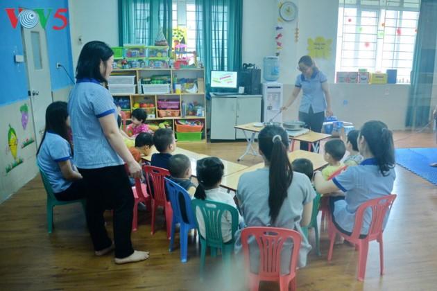 자폐아동의 사회공동체 적응을 위한 공동 지원 - ảnh 3