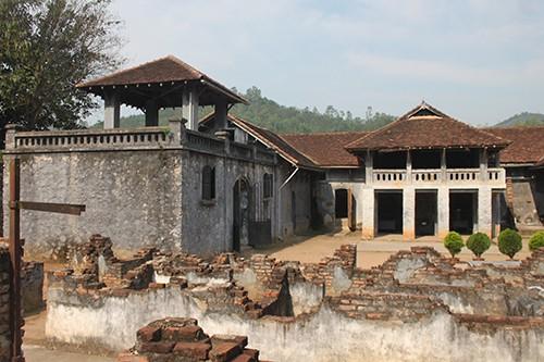 국가 특별 유적지, 선라 (Sơn La) 수용소 - ảnh 3