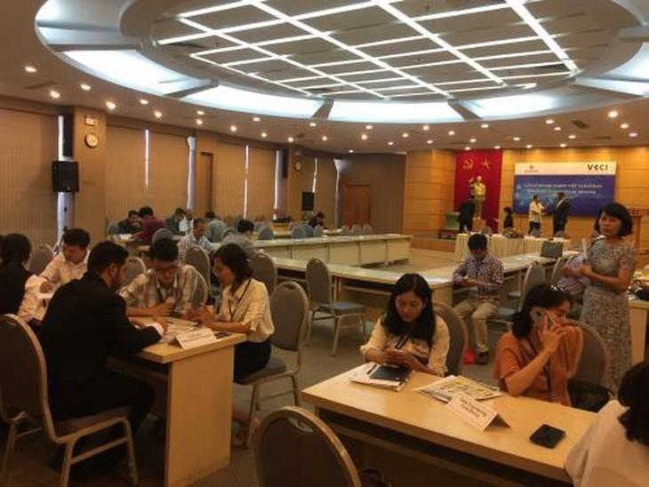 베트남 기업들과 오만 기업 간 교류 - ảnh 1