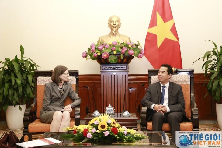 베트남 – 캐나다 전략적인 상대관계 촉진 - ảnh 1
