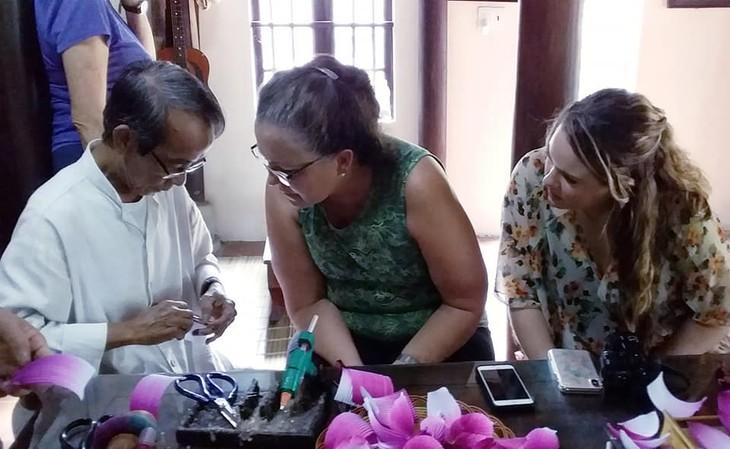 2019년 후에 전통공예 페스티벌: 전통공예의 부흥과 발전 - ảnh 1