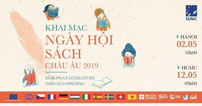 유럽 책 축제의 날에 다양한 활동 - ảnh 1