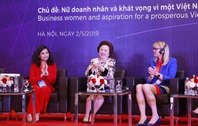 여성 경영인과 번영 베트남을 위한 열망 - ảnh 1