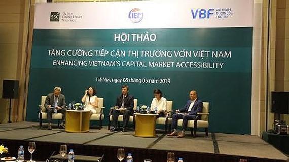 베트남 자본시장 접근성 확대 - ảnh 1