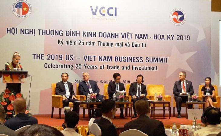베트남과 미국 간 무역 투자 증진 - ảnh 1