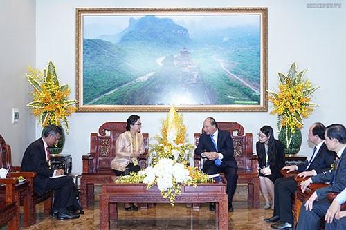UN, 베트남 외교정책에서의 우선순위 - ảnh 1