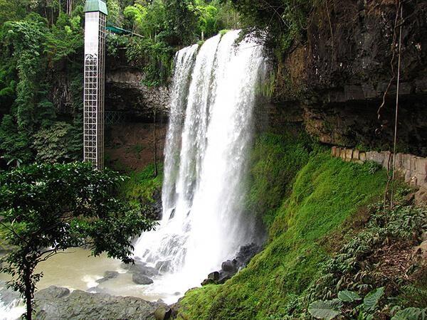 MSN의 14 개의 가장 아름다운 폭포 목록에 두 개의 베트남 폭포가 포함 - ảnh 2