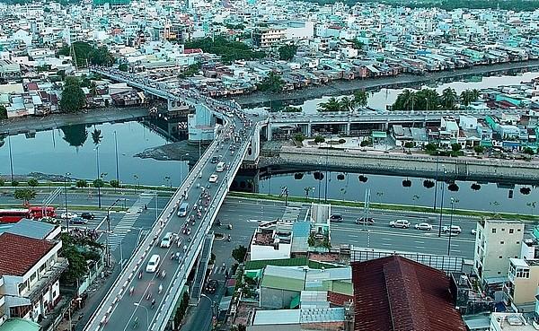 세계은행, 베트남 호찌민시의 지속가능한 도시개발 체제개혁을 지원하는 최초 신용 패키지 승인 - ảnh 1