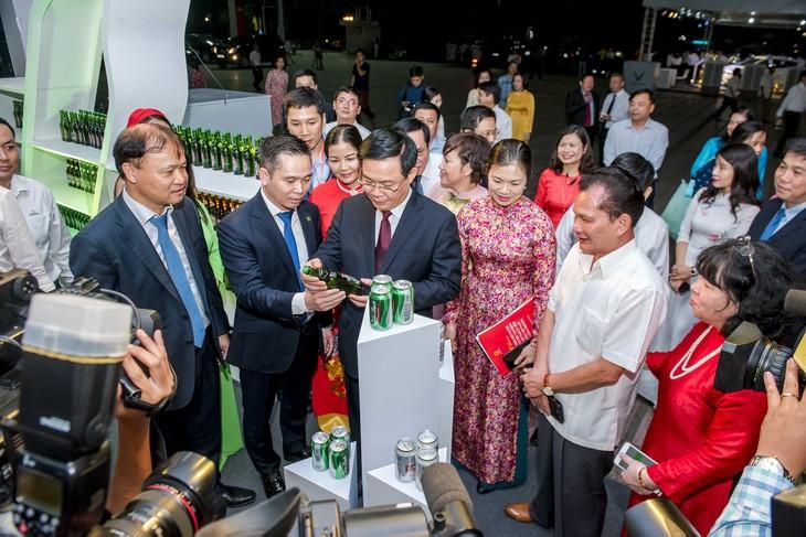 현재 베트남상품 국내시장 점유율 - ảnh 1