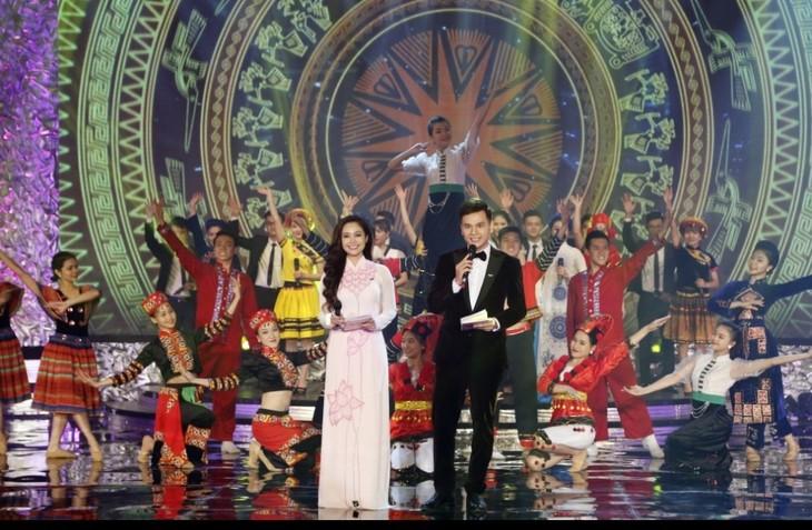 Khai mạc Liên hoan Truyền hình toàn quốc lần thứ 36 tại Lào Cai - ảnh 1