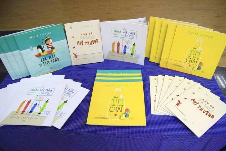 CLB Đọc sách cùng con – nơi nuôi dưỡng tâm hồn con trẻ - ảnh 2