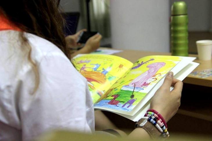 CLB Đọc sách cùng con – nơi nuôi dưỡng tâm hồn con trẻ - ảnh 10