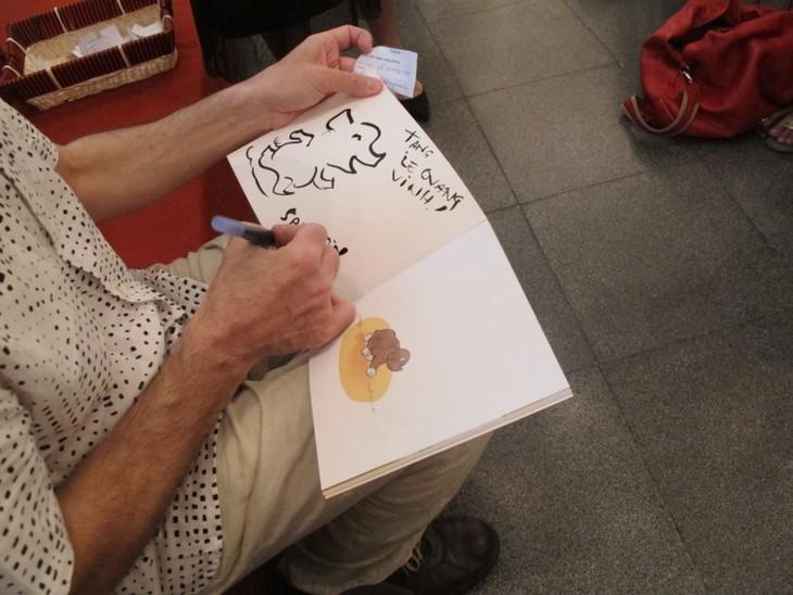 Khai mạc Những ngày văn học châu Âu tại Hà Nội - ảnh 3