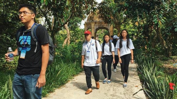 Trải nghiệm khám phá miệt vườn Cái Bè cùng tuổi trẻ kiều bào - ảnh 4