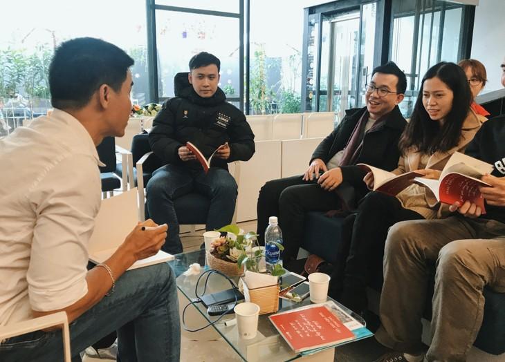 Nguyễn Phong Việt: Bình tâm hơn khi nhìn những nỗi đau mình đã đi qua - ảnh 3