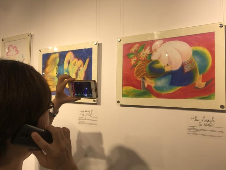 Trà shan tuyết Hà Giang bước vào thế giới nghệ thuật đương đại - ảnh 3