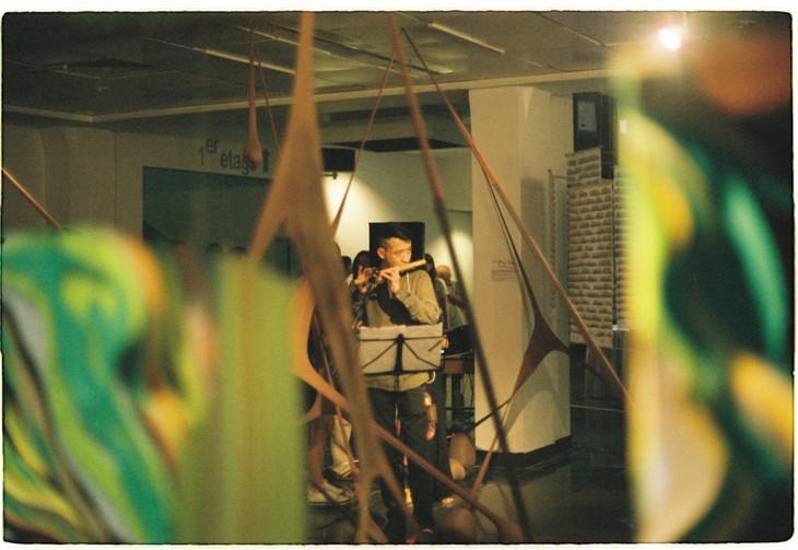 Trà shan tuyết Hà Giang bước vào thế giới nghệ thuật đương đại - ảnh 1