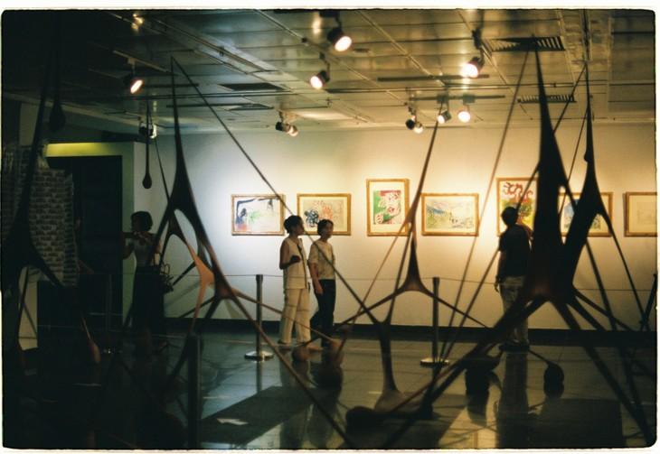 Trà shan tuyết Hà Giang bước vào thế giới nghệ thuật đương đại - ảnh 2