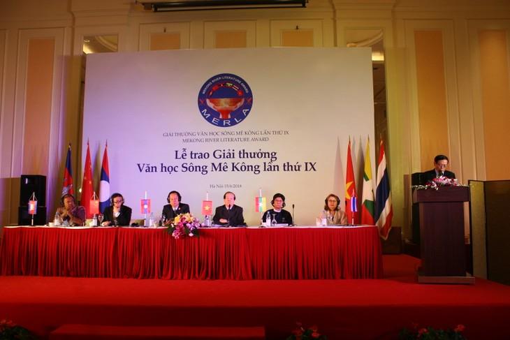 Những tác phẩm đặc sắc trong lễ trao giải thưởng văn học Mê Kông lần thứ 9 - ảnh 1