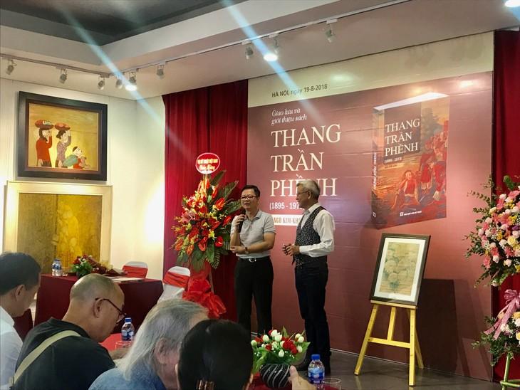 Thang Trần Phềnh – Một trong những tên tuổi lớn của hội họa Việt Nam - ảnh 2