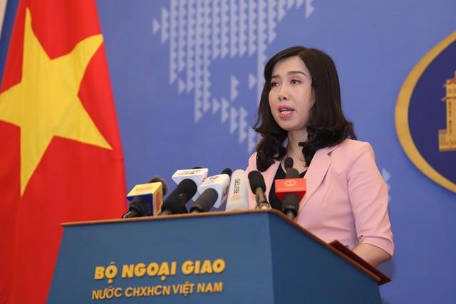 Việt Nam lấy làm tiếc vì Malaysia không trả tự do ngay cho Đoàn Thị Hương - ảnh 1